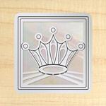 Maple - Silver - White Glass