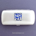 Personalized Nail Technician Hard Glasses Case