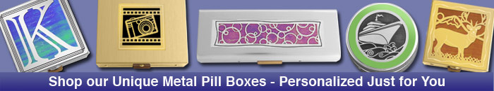 Shop Pill Boxes