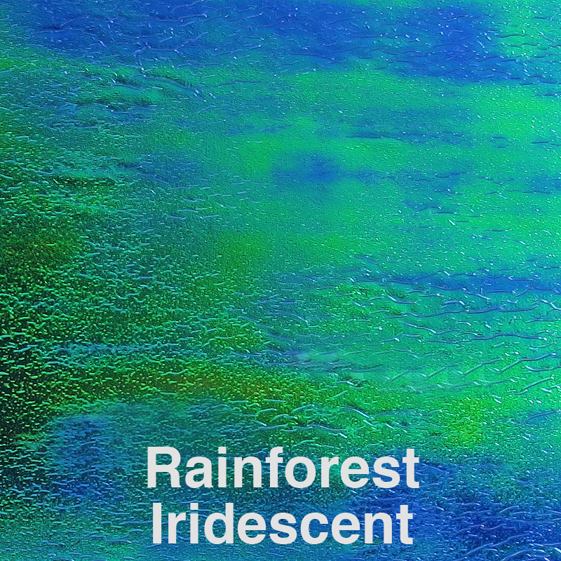Rainforest Iridescent Color