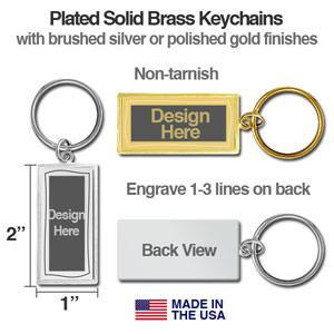 Keychain Tags