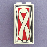 Red Ribbon Money Clip