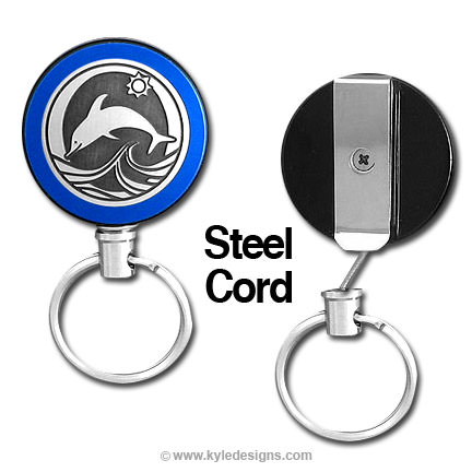 Retractable Keyrings