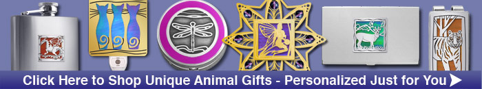 More Animal Gift Ideas