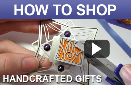 Handcrafted Gifts - How to Shop Kyle Design