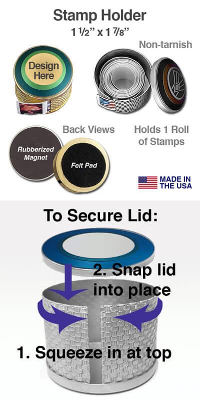 Stamp Dispensers