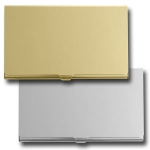 Classic Engraved Business Card Cases