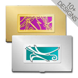 Personalized Business Card Holders in Contemporary Designs