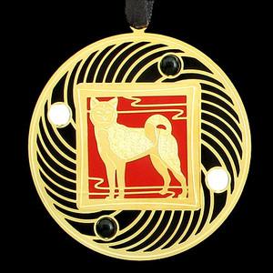 Personalized Akita Puppies Ornaments
