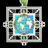 World Christmas Ornament