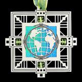 World Christmas Ornament
