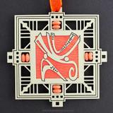 Winds of Time Celebration Ornaments