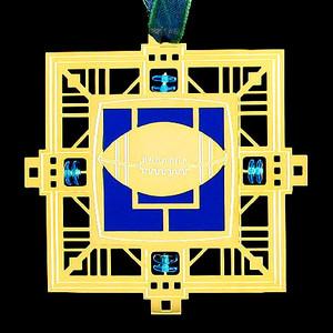 Football Team Celebration Ornaments