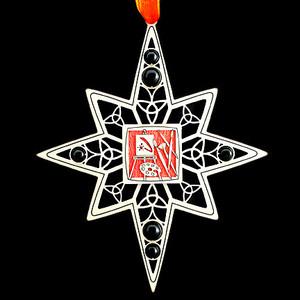 Unique Artist Christmas Ornaments