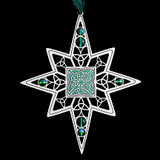 Celtic Knot Custom Christmas Ornaments