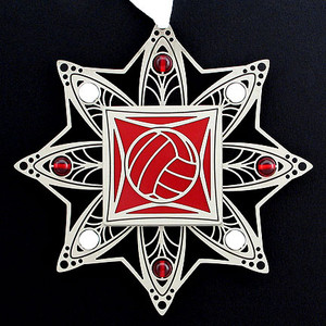 Volleyball Ornaments