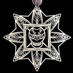 Skull Christmas Ornaments