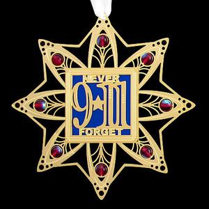 9-11 Christmas Ornaments