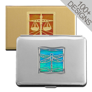 Designer Credit Card Wallets or Cigarette Cases