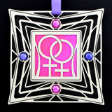Lesbian Ornaments