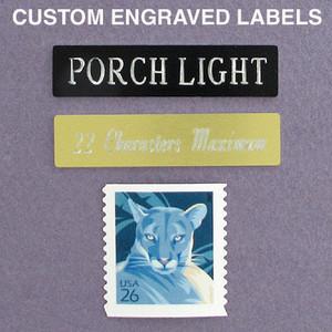 Custom Engraved Name Tags
