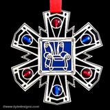 Labor Day Celebration Ornament