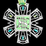 Dollar Sign Ornaments