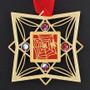 Gold Spider Ornament