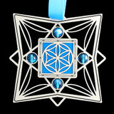 Flower of Life Symbol Ornament