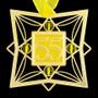 55th Birthday Ornament