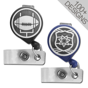 USA Quality Retractable Badge Holder Reels