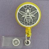 Bee ID Badge Holders