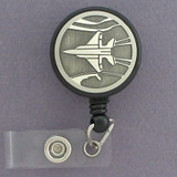 Jet Pilot ID Badge Holders
