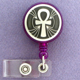 Ankh ID Badge Holders