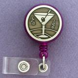 Martini ID Badge Holders