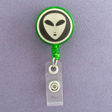 Alien ID Badge Holders
