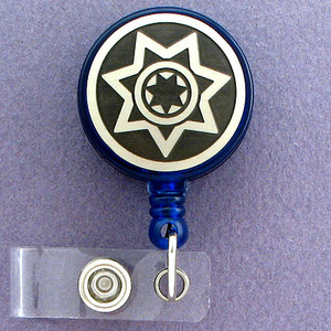 Police Badge ID Badge Holders
