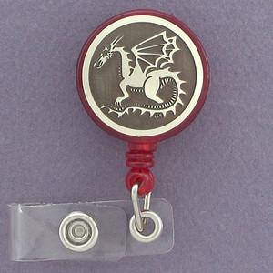 Dragon ID Badge Holders