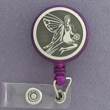 Fairy ID badge holder reels are customized just for you.