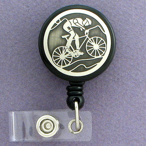 Mountain Bike ID Badge Holders