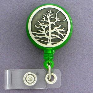 Tree of Life ID Badge Holders