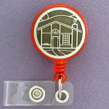House ID Badge Holders
