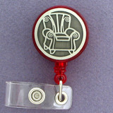 Cozy Chair Retractable ID Badge Holders