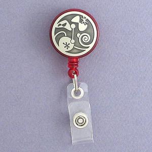 Retro Fashions Badge Holders