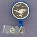 Humpback Whale ID Badge Holders