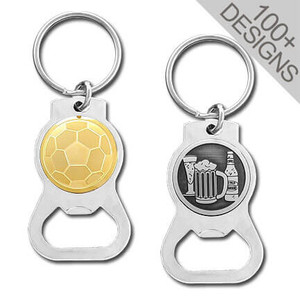 Personalized Bottle Opener Keychains