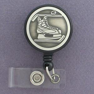Hockey Player ID Badge Holders