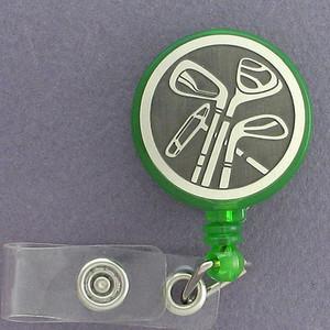 Golf ID Badge Holders
