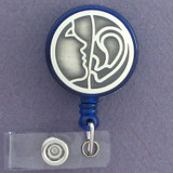 Audiologist ID Badge Holders