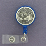 Trumpeter Swan ID Badge Holders